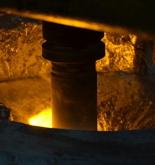 Main Melting Furnaces